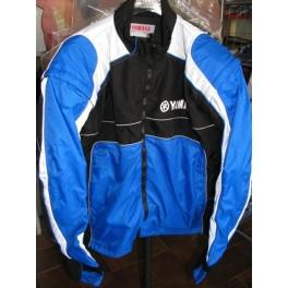 giacca a vento originale Yamaha taglia 58