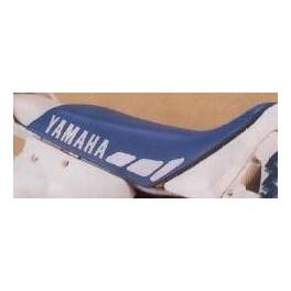 copertina sella coprisella Yamaha WR 125-250 1990 blu replica
