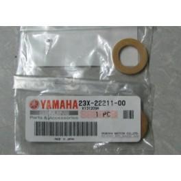 parapolvere superiore mono ammortizzatore Yamaha YZ 125-250-490 1983-1988 23x2221100
