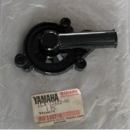 YA 1LX124220000 COPERCHIO POMPA ACQUA  YAMAHA YZ 125 1986-1987