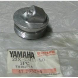 YA 23X23111L000 TAPPO forcella YAMAHA TT 600'83-90 - YZ 490 1983-88 YZ 125 1984-87 YZ 250 1983-87