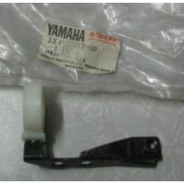 guida passafilo passacavo Yamaha YZ 125 1982 5X4-23317-00