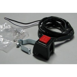 interruttore massa tasto spegnimento non originale Yamaha TT350-600 1983-1992 YZ 80-85-125-250-490 1980-2004