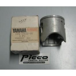 YA 24X116350000 PISTONE 1maggiorazione   YZ 125  1982-1983-1985