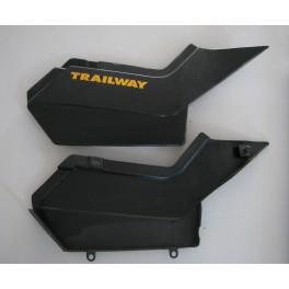 coppia fiancatine fianchetti originali usati Yamaha TW 125 1999-2003