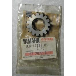 Ingranaggio 1LX-17121-01 Yamaha YZ 125 1986 1LX1712101