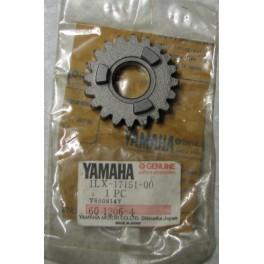 Ingranaggio 1LX-17151-00 YAMAHA YZ 125 1986 1LX1715100