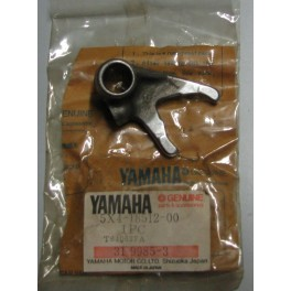 YA 5X4185120000 FORCHETTA CAMBIO 2  YAMAHA YZ 125 1982-1983-1984-1985