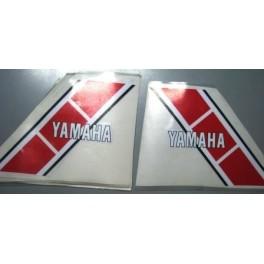 Adesivi Yamaha YZ 125, 250, 465  - 1981 non originali