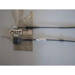 filo cavo gas originale Yamaha YZ 125 1982 5X4-26311-00