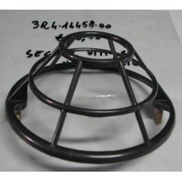 gabbia filtro aria Yamaha IT 250-465 1980-81 YZ 125-250-465-490 1980-83 3R4-14458-00