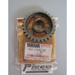 Ingranaggio 1LX-17221-00  YAMAHA YZ 125 1986