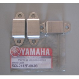 attacco sella serbatoio Yamaha YZ 125-250-490 1982-1984-1985-1986-1987-1988-1989-1990-1991-1992 5X6-2412F-00