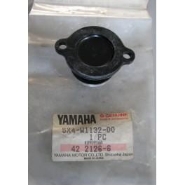 tappo valvola scarico Yamaha YZ 125 1982-1983 5X4-W1132-00