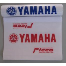 Paracolpi salsicciotto manubrio Picco Yamaha rosso,nero,blu