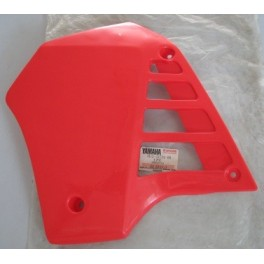 convogliatore originale sinistro rosso Yamaha YZ 250 1986 1LU-21731-00 convogliatori