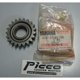 ingranaggio sesta marcia primario Yamaha YZ.WR 125 1989-1990-1991-1992 3JD-17161-00