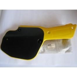 Fiancatine fiancatina destra originale gialla Yamaha YZ 125  1984-1985 39W-21721-01-98